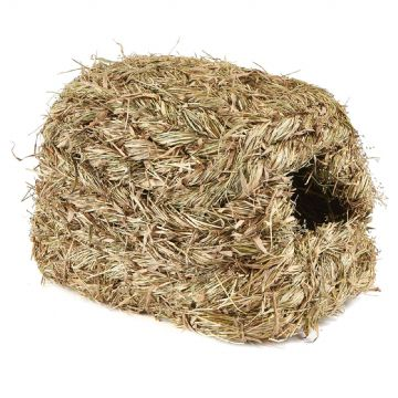 Pet Ting Grass House Tube Large